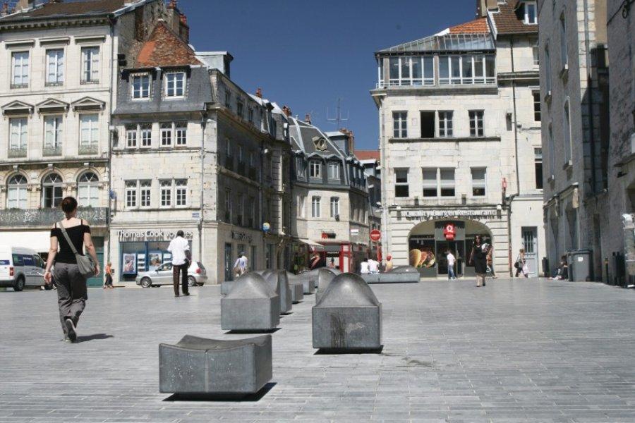 La place Pasteur (© RG. - Fotolia))
