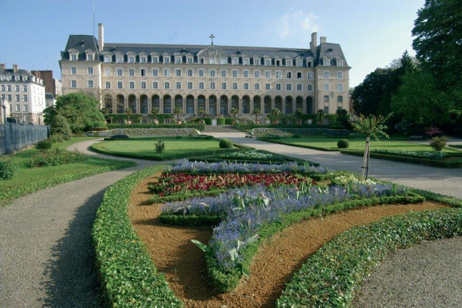 Le Palais Saint-Georges. (© Stéphan SZEREMETA))