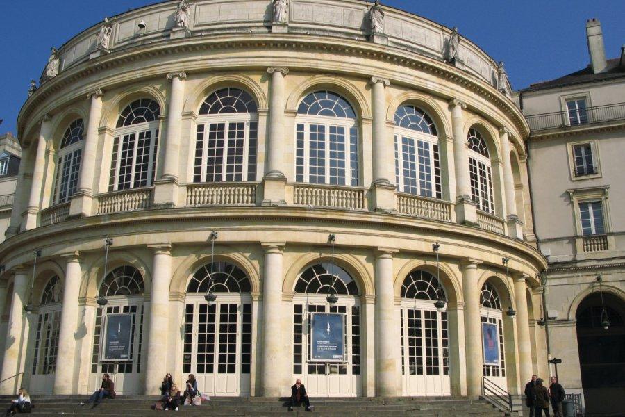 L'Opéra de Rennes. (© Monregard - Fotolia))