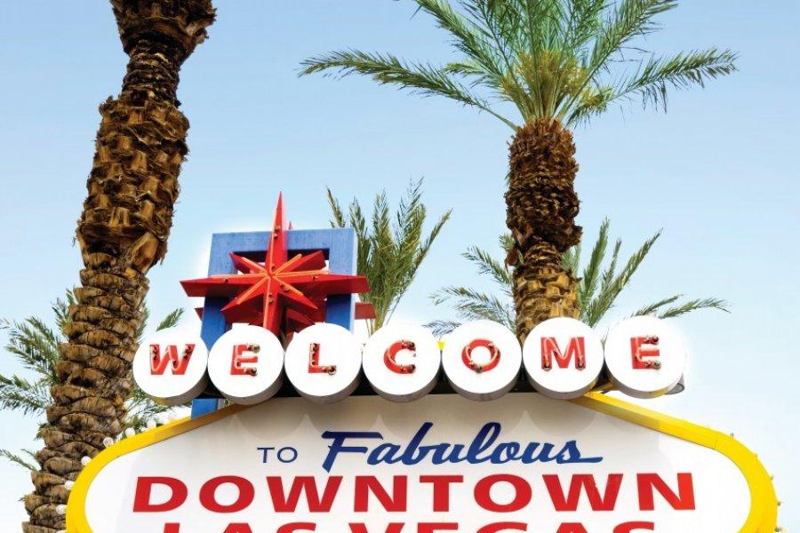 Signe de bienvenue à Las Vegas. (© Susanne Kremer))