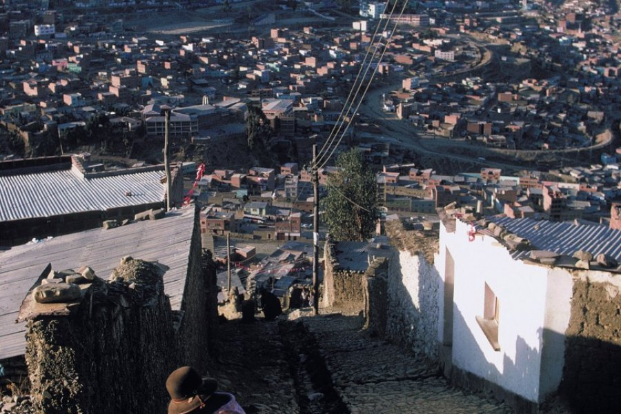Quartier El Alto. (© Thierry Lauzun - Iconotec))