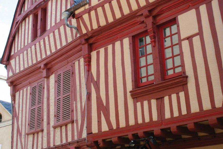 La Grande Rue (© Office de Tourisme du Pays de Laval))