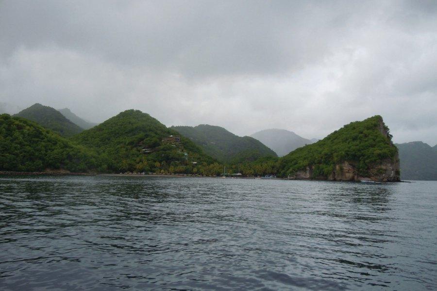 Baie de la Soufriere (© KARINE ANDRE))