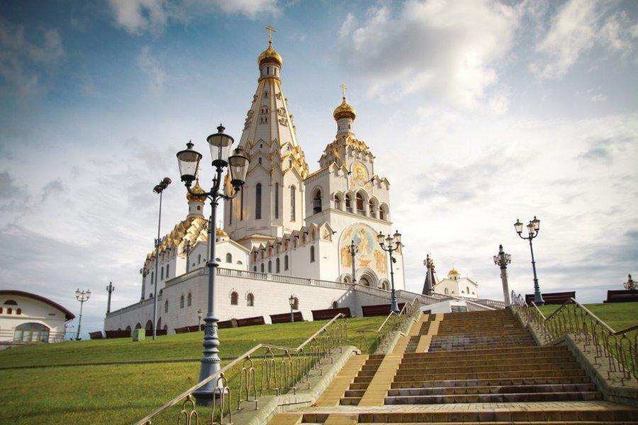 L'église de Tous-les-Saints. (© Lindrik))