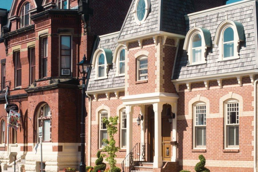 Bâtiments de Saint-John. (© Tourisme Nouveau-Brunswick))