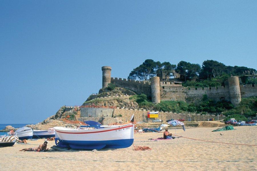 Tossa de Mar sur la Costa Brava. (© Author's Image))