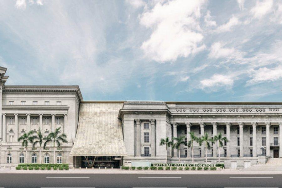 Galerie Nationale de Singapour. (© National Gallery Singapore))