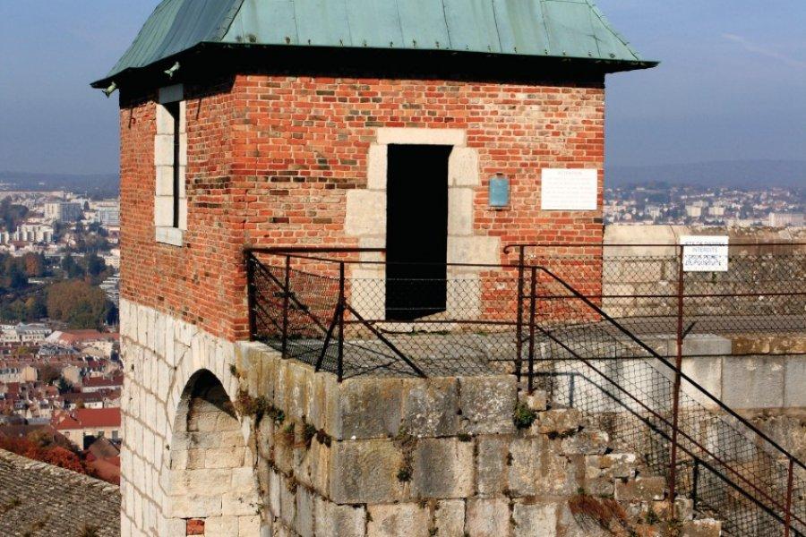 La tour du Roi de la citadelle de Besançon (© Laurent - iStockphoto.com))