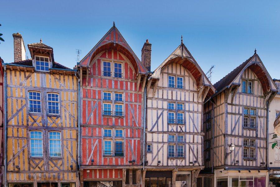 Rue Emile Zola. (© Olivier Gobert - Troyes La Champagne Tourisme))