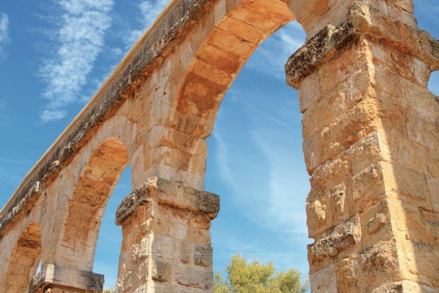 Aqueduc de les Ferreres. (© Nobilior - iStockphoto.com))