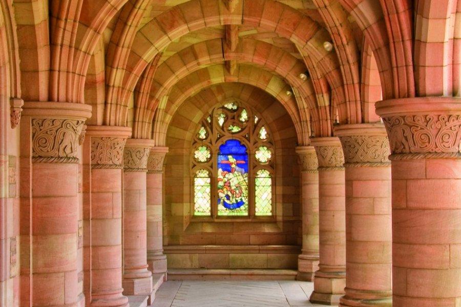 Abbaye de Kelso. (© iStockphoto.com/Sue120502))