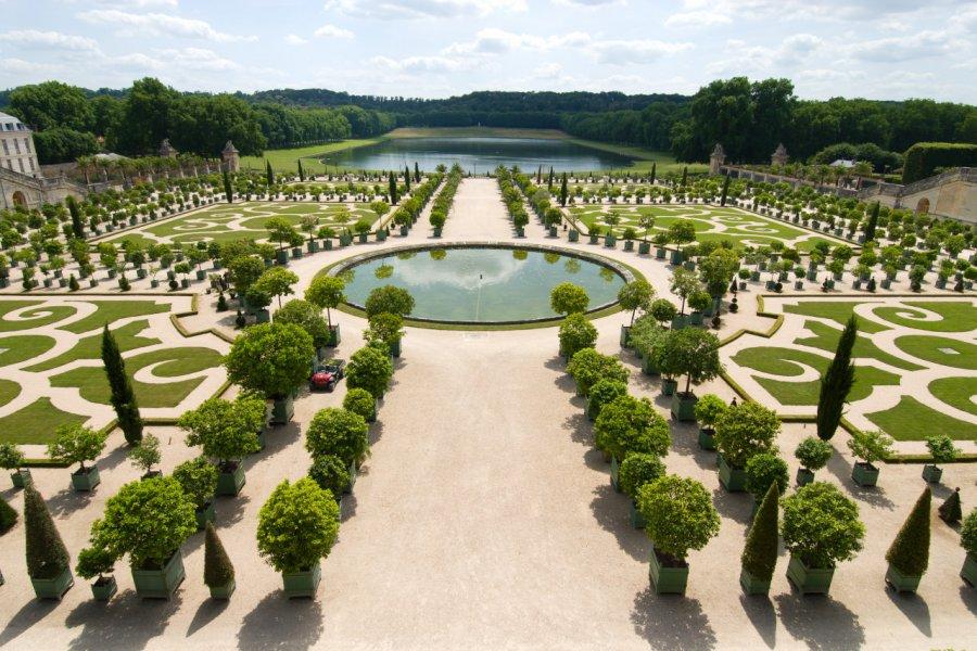 Orangerie du château de Versailles. (© Junjun - Shutterstock.com))
