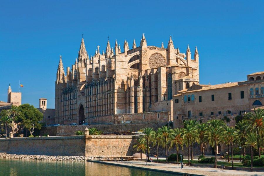 Cathédrale de Palma de Majorque. (© i_compass - iStockphoto))
