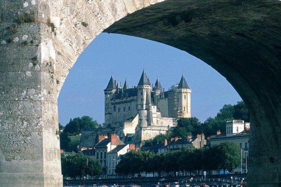 Le château de Saumur (© DANIELE CATI - ICONOTEC))