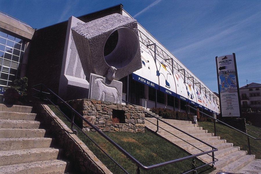 Palais des glaces (© Ministère du Tourisme du Gouvernement d'Andorre))