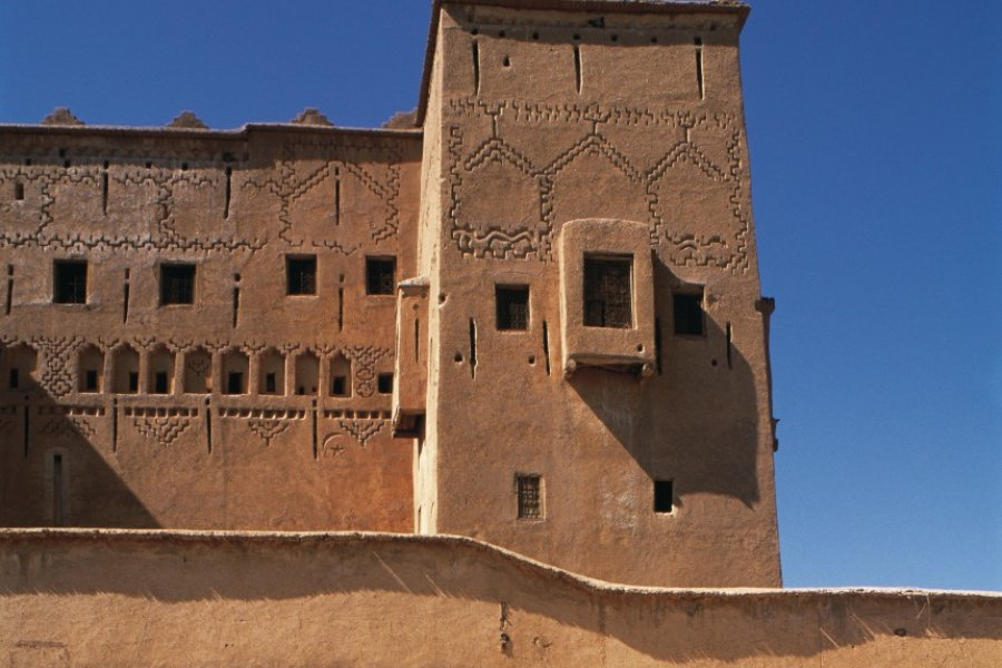 Habitation de Ouarzazate. (© Atamu RAHI - Iconotec))