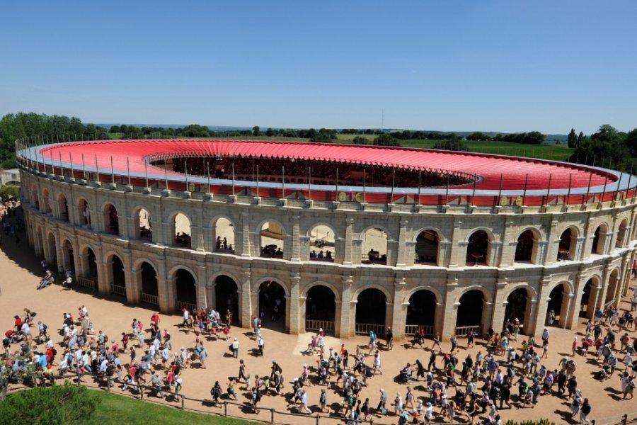 Stadium, Le Signe du Triomphe (© Puy du fou))