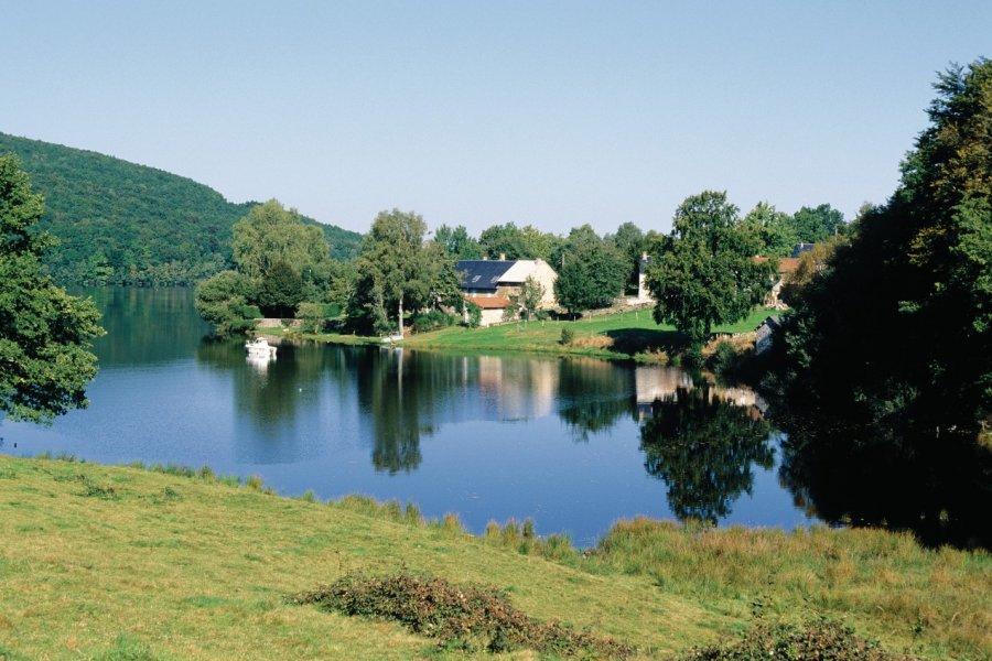 Lac de Vassiviére (© Florent RECLUS - Author's Image))