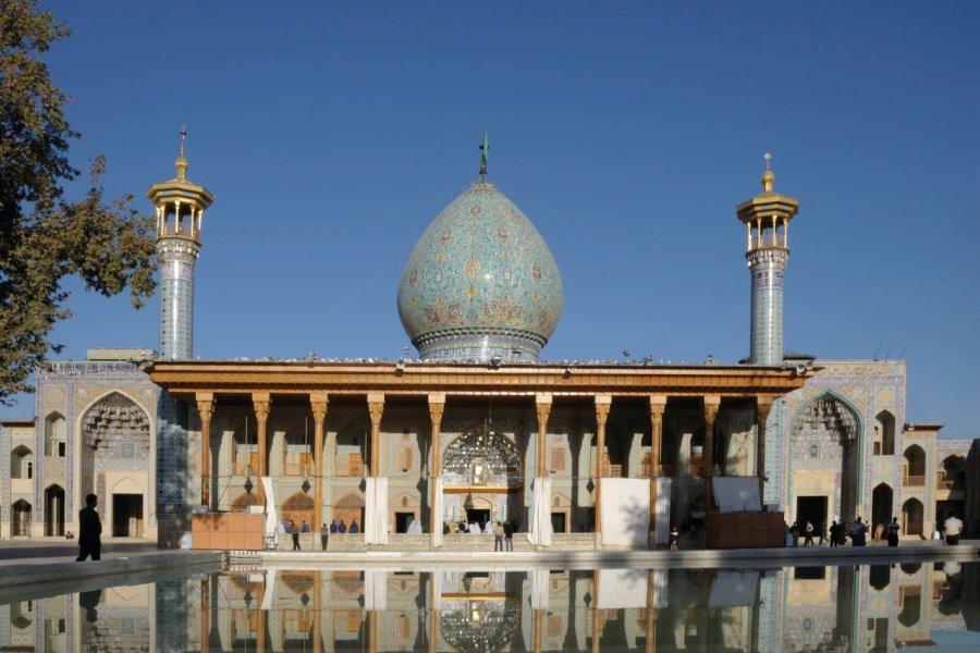 Mausolée de Shah Cheragh, Chiraz. (© Tunart - iStockphoto))