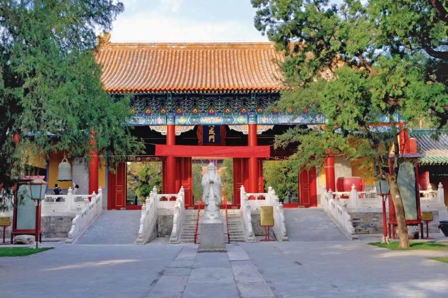 Temple de Confucius. (© claudiozacc - Fotolia))