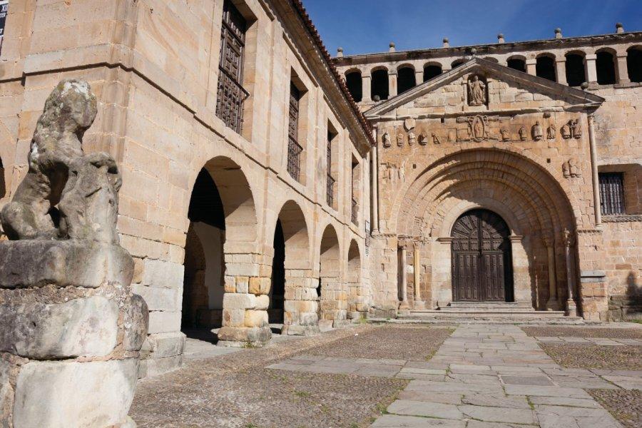 Collégiale Santa Juliana. (© JavierGil1000 - iStockphoto.com))