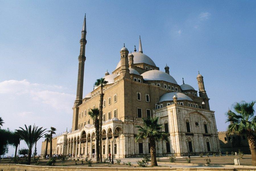 Mosquée Mohammed Ali au sein de la citadelle. (© Author's Image))