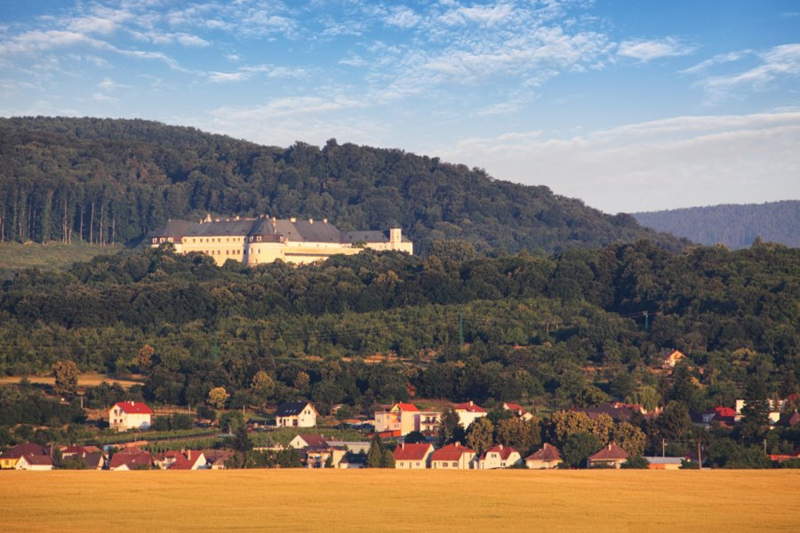 Château de Červený Kameň. (© TomasSereda))