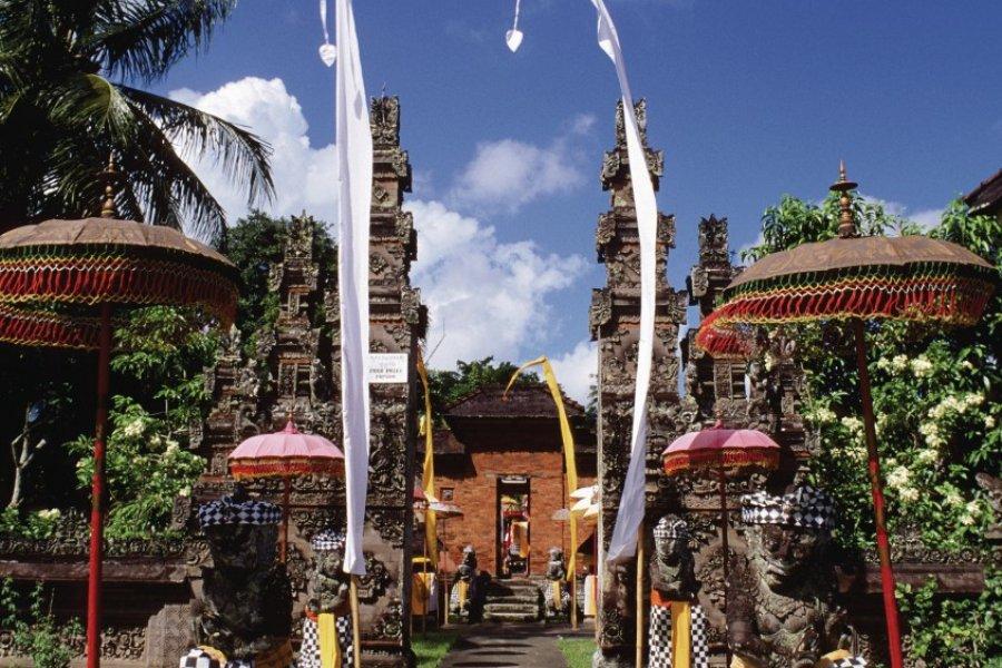 Temple de lîle de Bali (© Author's Image))