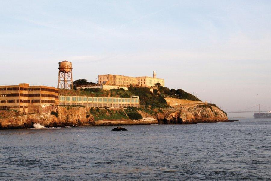 Alcatraz. (© Stéphan SZEREMETA))