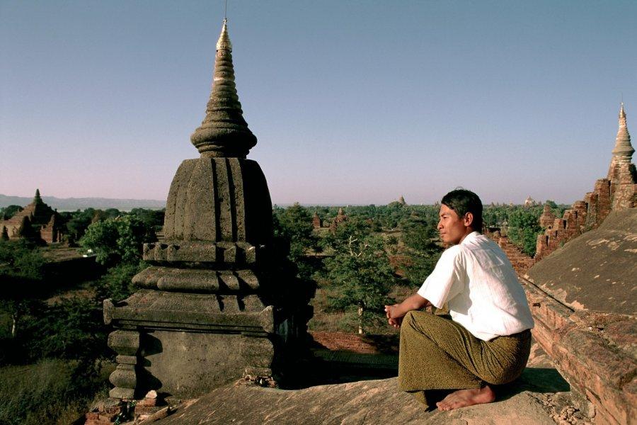 Site archéologique de Bagan. (© Author's Image))