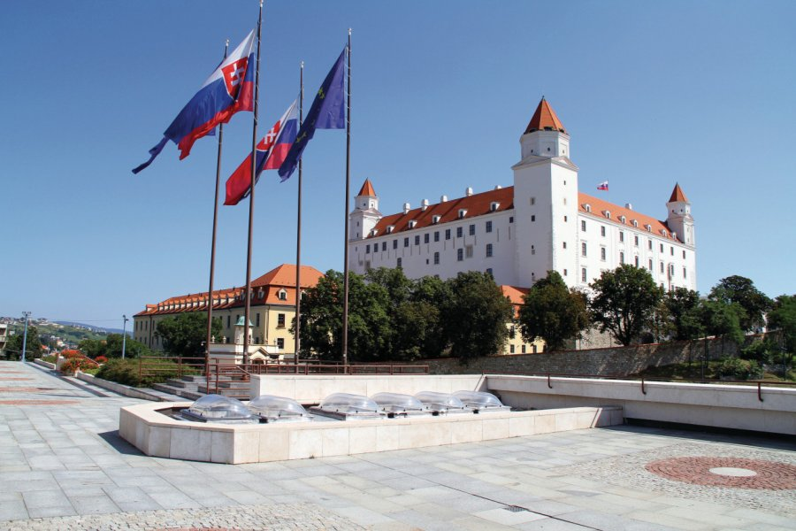 Château de Bratislava. (© Majkh - Fotolia))