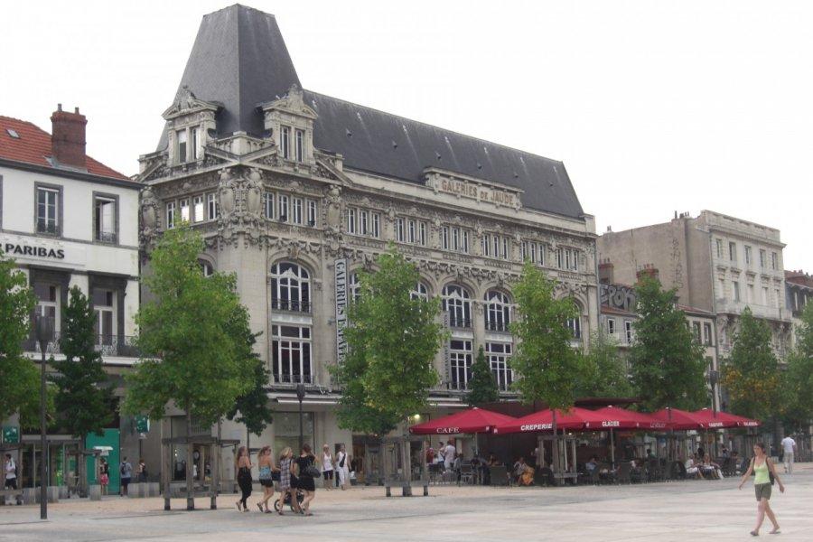 Place de Jaude. (© C. Lopez))