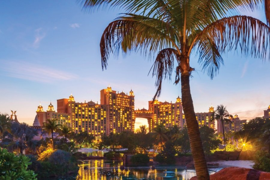 Les Royal Towers de l'Atlantis Resort. (© Pietro Canali))