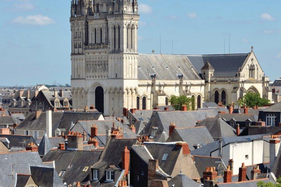 La cathédrale Saint-Maurice d'Angers (© Christian Musat - iStockphoto.com))