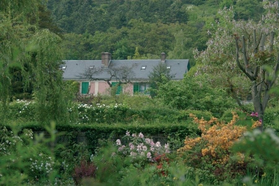 Maison de Claude Monet, Giverny - Le Jardin d'Eau (© Stéphan SZEREMETA))