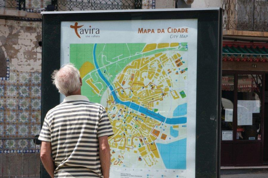Perdu à Tavira? (© Maxence Gorréguès))