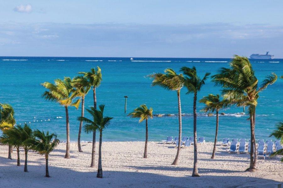 La plage de Nassau. (© Fdastudillo - iStockphoto))