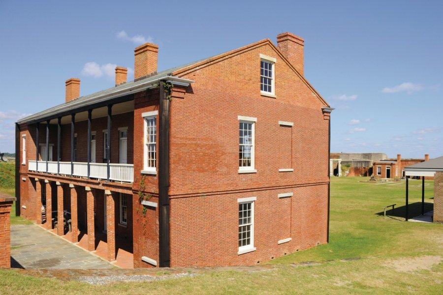 Fort Clinch State Park. (© iStockphoto.com/wizreist))