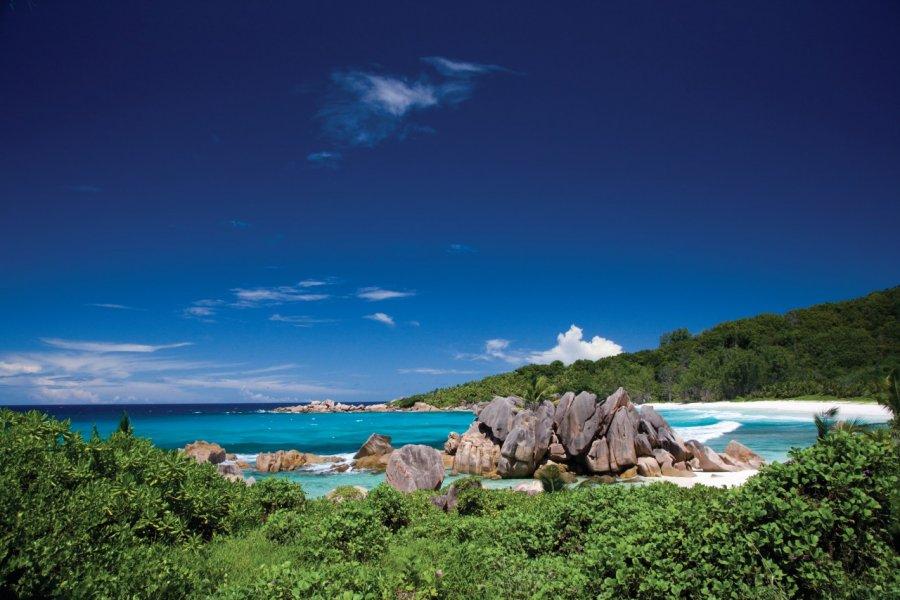 Plage d'Anse Cocos. (© Gerard Larose - Office du tourisme des Seychelles))