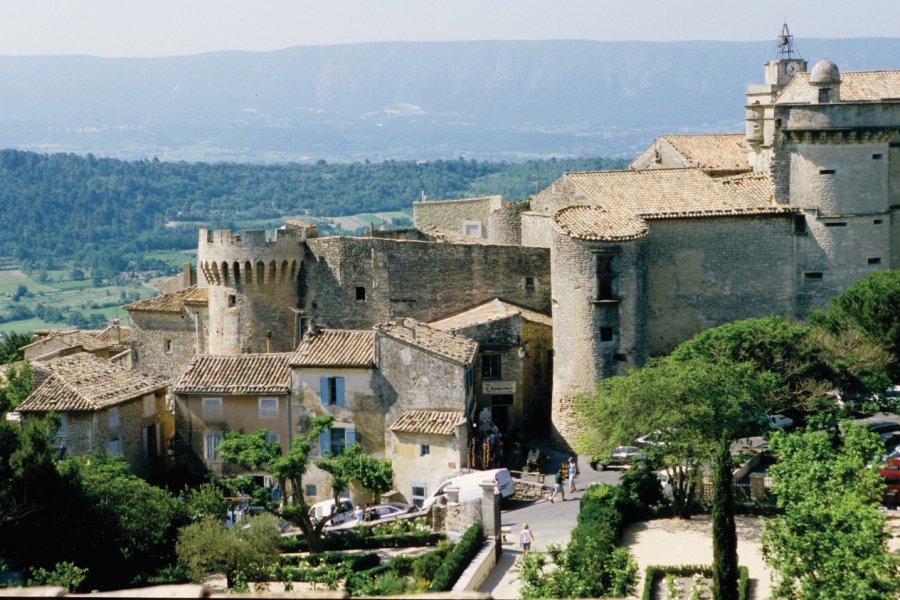 Le château de Gordes (© VINCENT FORMICA))