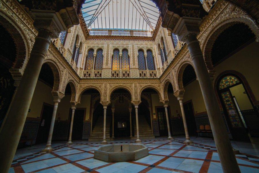 Palacio de Justicia, Ecija. (© OFFICE DE TOURISME d'Ecija))