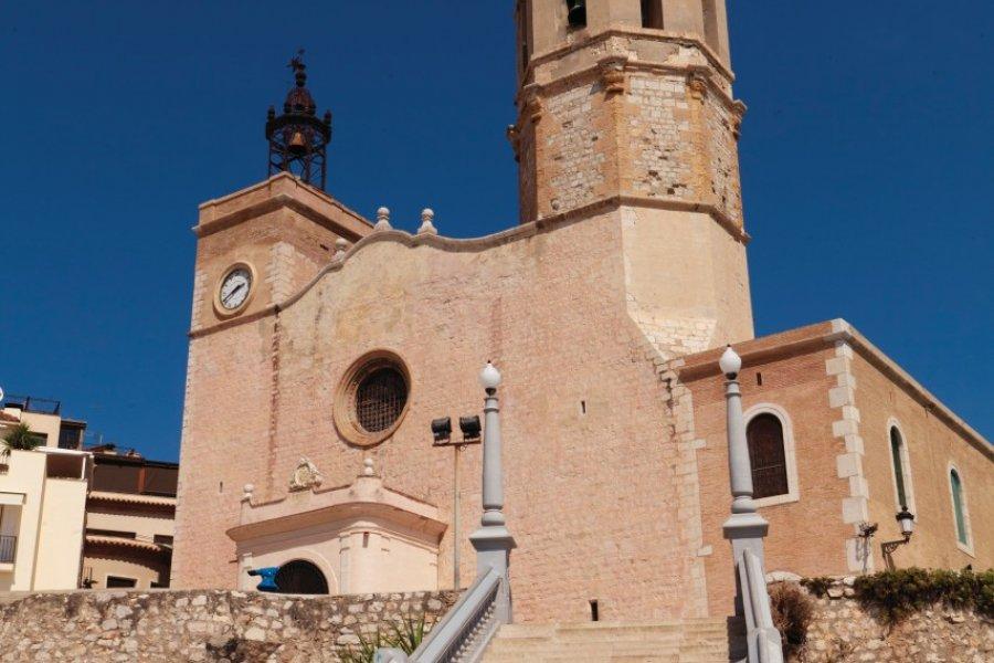 Eglise de Sant Bartolomeu i Santa Tecla. (© Irène ALASTRUEY - Author's Image))