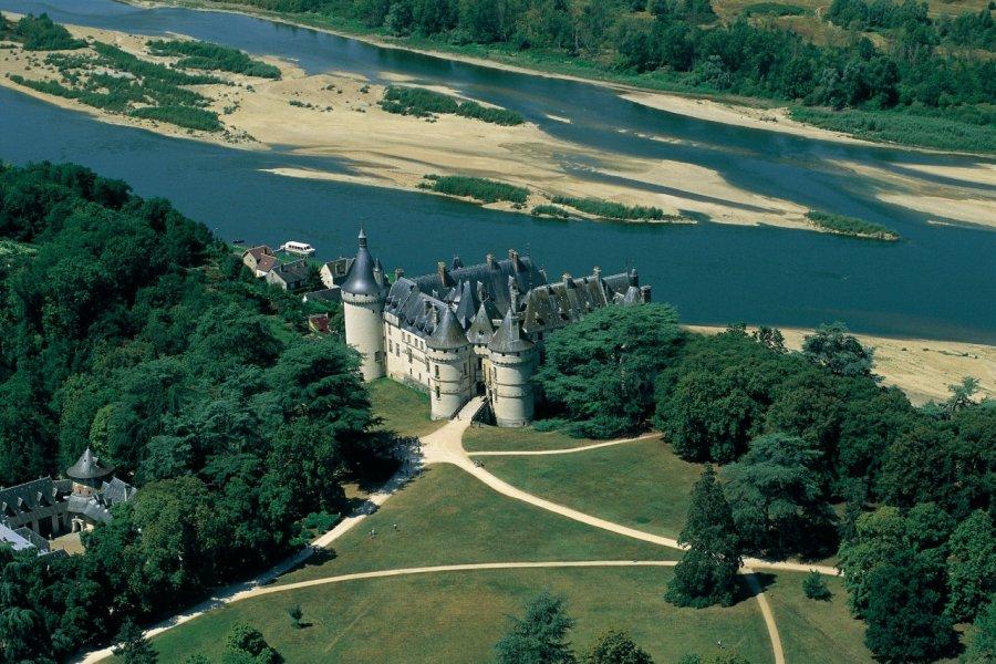 Le château de Chaumont-sur-Loire (© MARC JAUNEAUD - ICONOTEC))