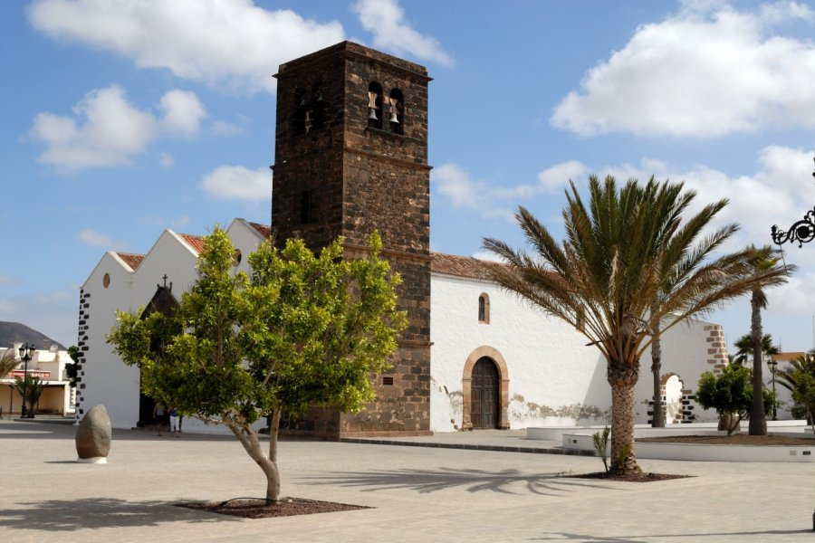 Église Nuestra Señora de la Candelaria à La Oliva (© Erhard Wolloner - Shutterstock.com))