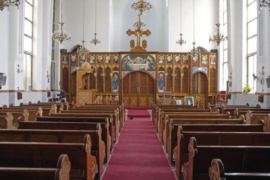 Eglise orthodoxe melkite d'Amman. (© Tom Pepeira - Iconotec))