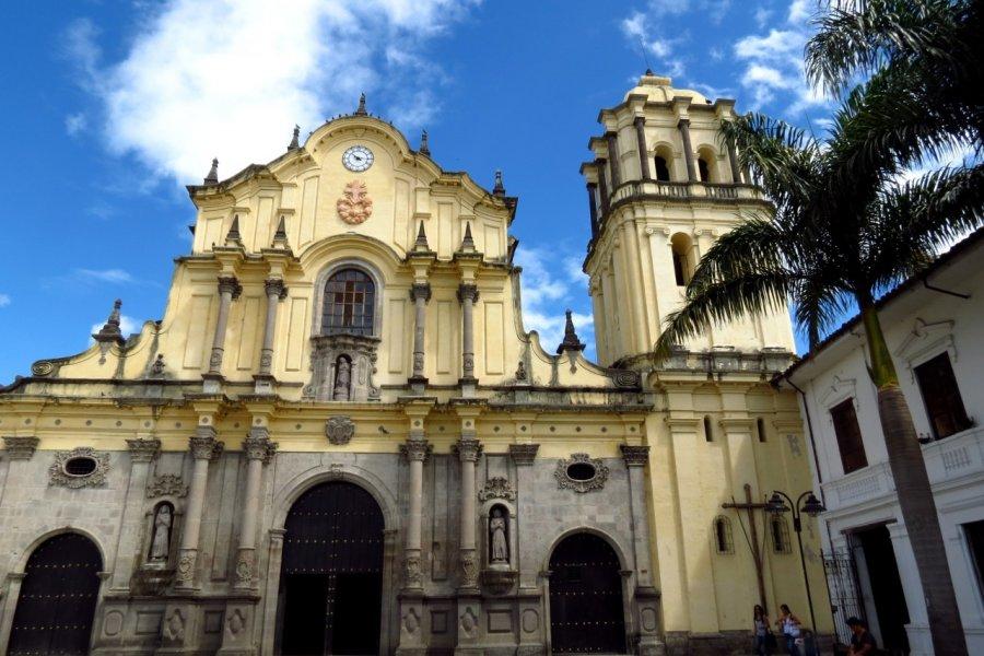 Iglesia Santo Domingop, Popayan (© Nicolas LHULLIER))