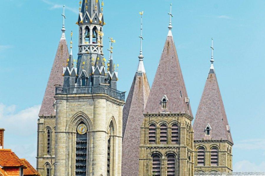 Cathédrale Notre-Dame de Tournai. (© HTuller - iStockphoto))