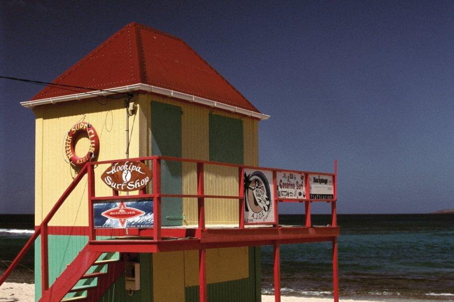 Cabane des surfeurs à Lorient. (© Author's Image))