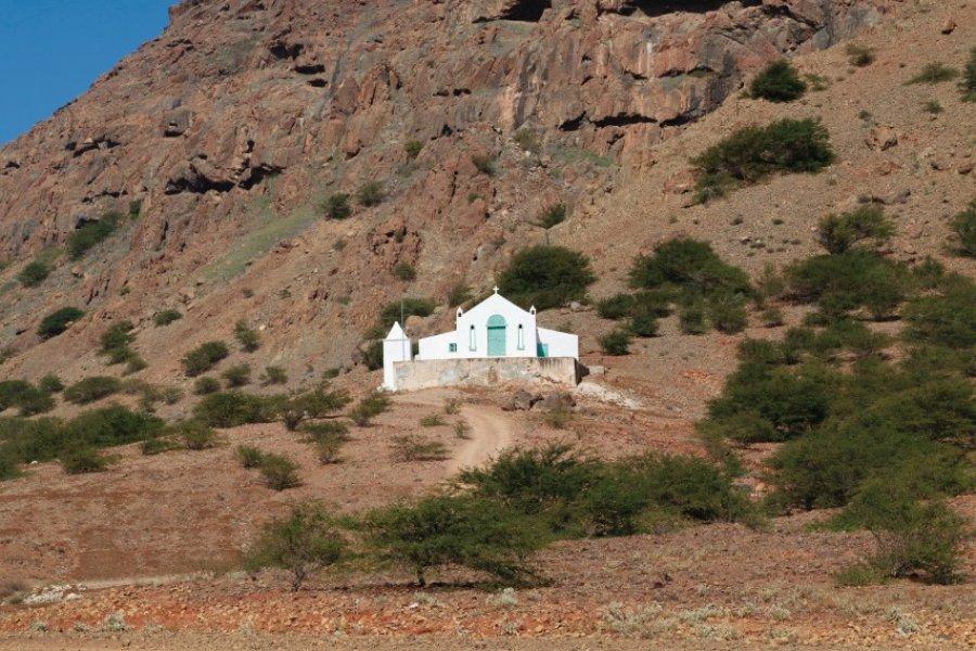 Église du village de Povoaçao Velha. (© Julien HARDY - Author's Image))