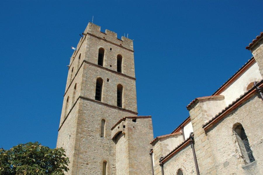 L'église d'Argelès-sur-Mer (© Jérôme Castel - Fotolia))